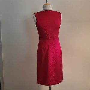 Red Banana Republic cocktail dress